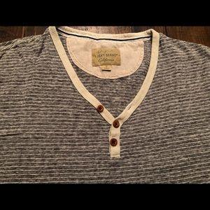 Linen Lucky Brand Shirt